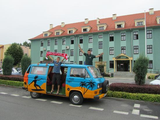 Miasto Świdnica wspiera wyprawę